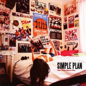 Get Your Heart On! (Simple Plan album - cover art)