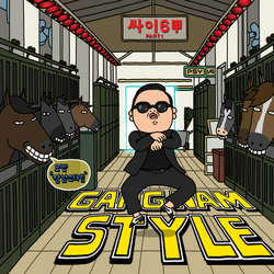 Gangnam Style Official Cover