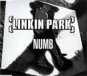 Linkin Park - Numb CD cover