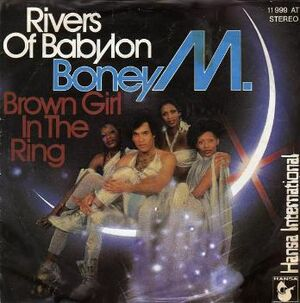 Boney M. - Rivers of Babylon (1978 single)