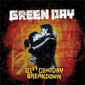 Green Day - 21st Century Breakdown cover