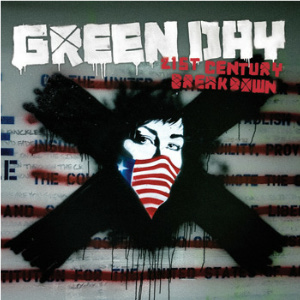 Green Day - 21st Century Breakdown single cover