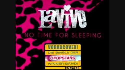 LaViVe - No Time For Sleeping (feat. Pascaline)