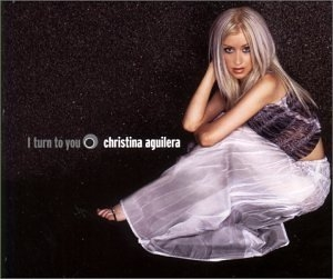 Christina Aguilera - I Turn to You CD cover