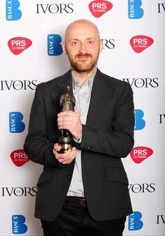 Justin Parker - Ivor Novello awards
