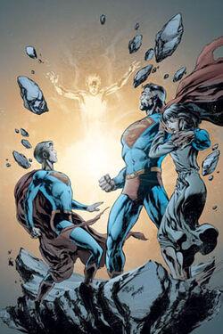 Adventures of Superman 649 coverart