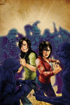 Lana smallville 11 comic