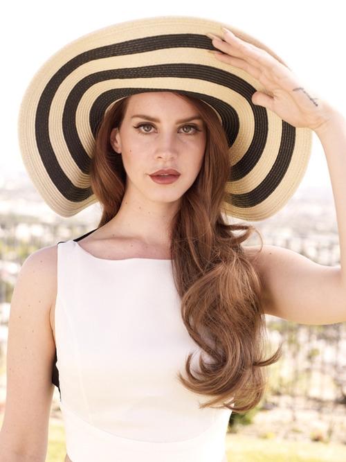 Image result for lana del rey hat