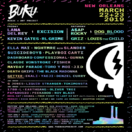 BUKU Music + Art Project 2019