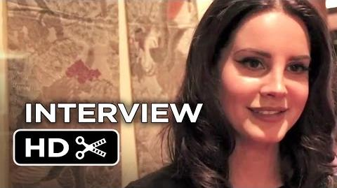 Big Eyes Featurette (2014) - A Conversation With Lana Del Rey