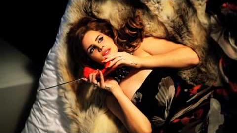 Fashion Story Lana Del Rey by Ellen Von Unwerth