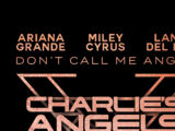 Don't Call Me Angel (song)