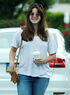 Lana Del Rey spotted in Los Angeles July 1923