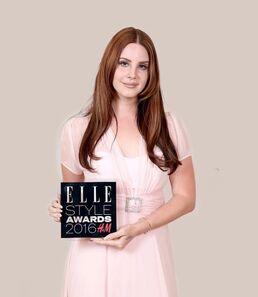 Lana Del Rey ELLE 2016
