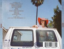 Honeymoon tracklist