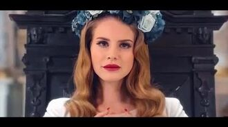 Lana Del Rey — Born To Die (Alternative Music Video)