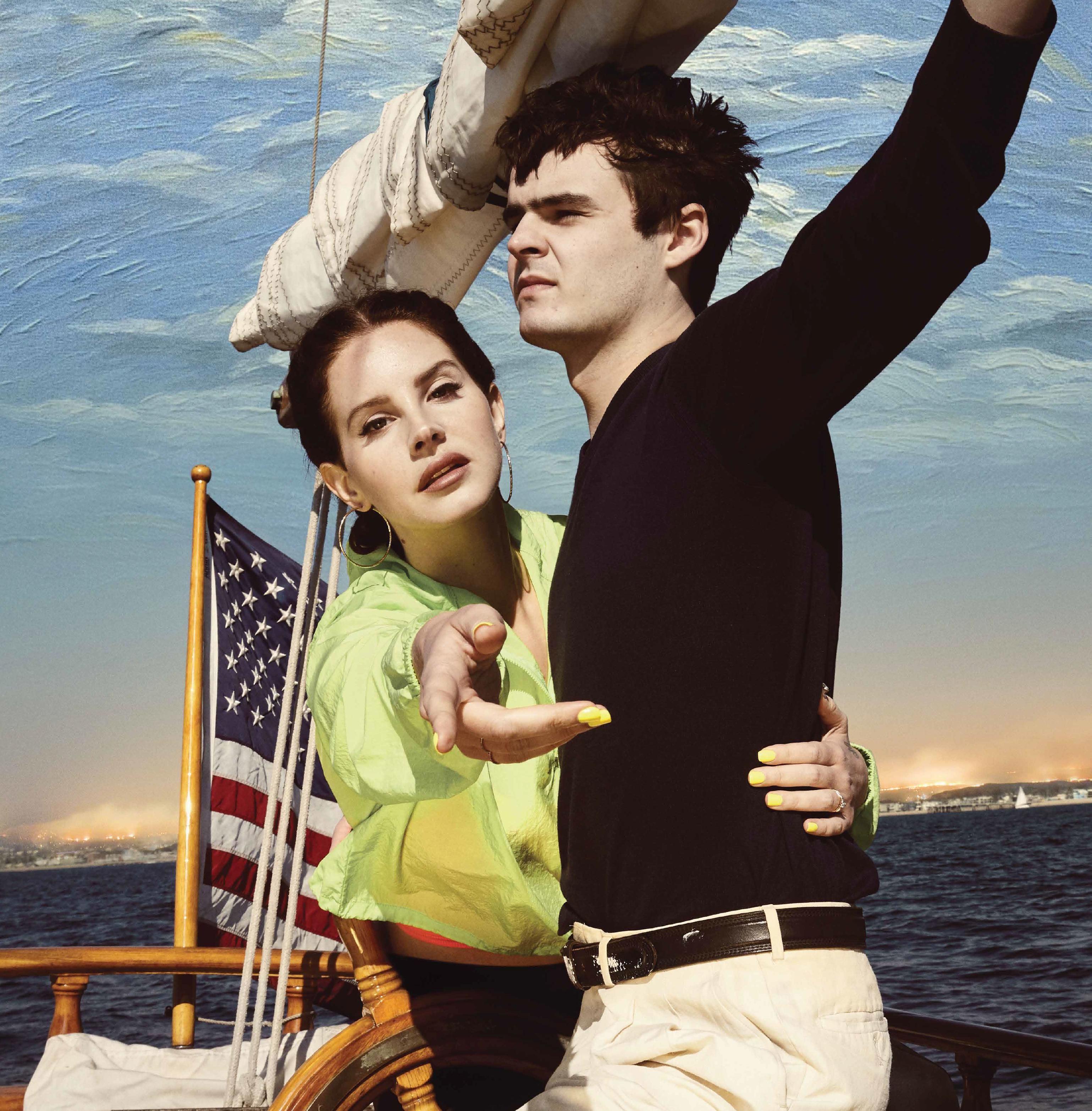 Norman Fucking Rockwell Album Lana Del Rey Wiki Fandom