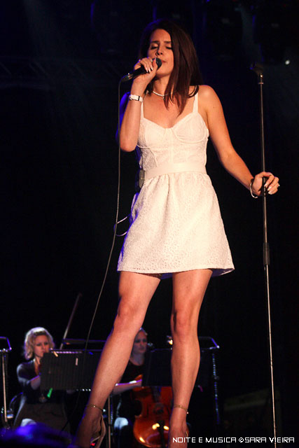 Lana Del Rey White Eyelet Dress Jpg