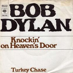 Bob Dylan-Knockin on Heavens Door