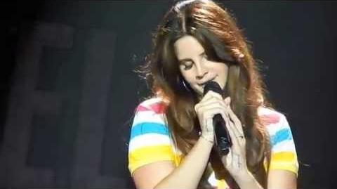 Lana Del Rey - Why Don't You Do Right? (Endless Summer Tour)