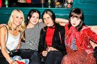 Lana Del Rey, Alia Penner, and friends