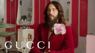 Jared Leto behind the scene of -ForeverGuilty Campaign