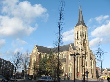 Lanaken - Sint-Ursulakerk