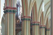 Parochiekerk Sint-Ursula (Lanaken) Kapitelen met Acanthusbladerwerk