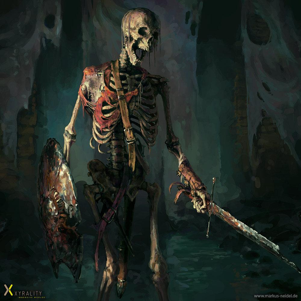 Skeleton   Lancerus Wiki   FANDOM powered by Wikia