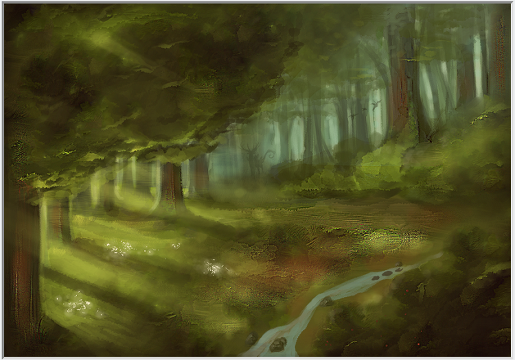 The Mystic Glade