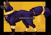 Anubis Prong Fox