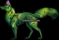Ladybug Prong Fox