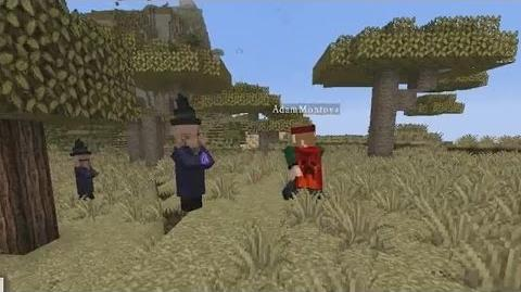 Minecraft Mianite - The Arrival Of The 'Troll'