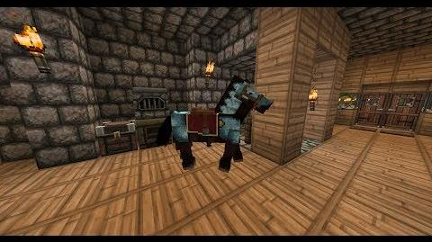 Minecraft Mianite - Mule + Horse + Wolf = DEADLY! 5