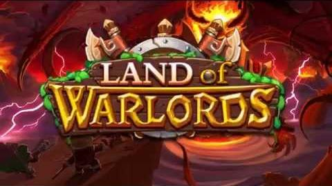 Land of Warlords trailer Free on APP store and Google Play !