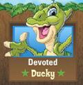 Devoted Ducky