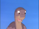 65-Littlefoot sees that the water has been unlocked