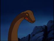 Plesiosaur angry