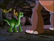 Littlefoot and Tinysauruses 05