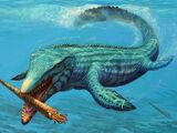 Mosasaurus