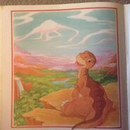 The Land Before Time - The Illustrated Story Part 34