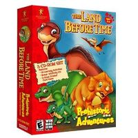 The Land Before Time prehistoric adventure
