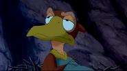 An Annoyed Petrie