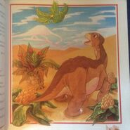 The Land Before Time - The Illustrated Story Part 11