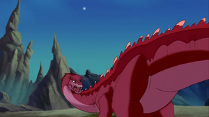 Longneck Monster 1