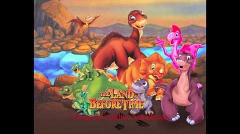 The Land Before Time Original Franchise Soundtrack - The Attack