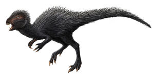 Heterodontosaurus restoration