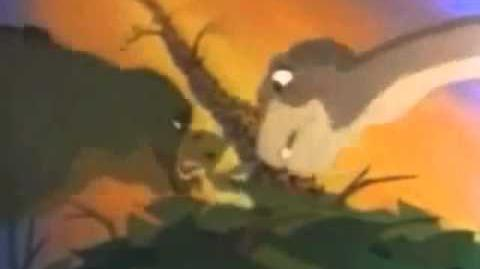 The Land Before Time Uncut FOUND FOOTAGE 4