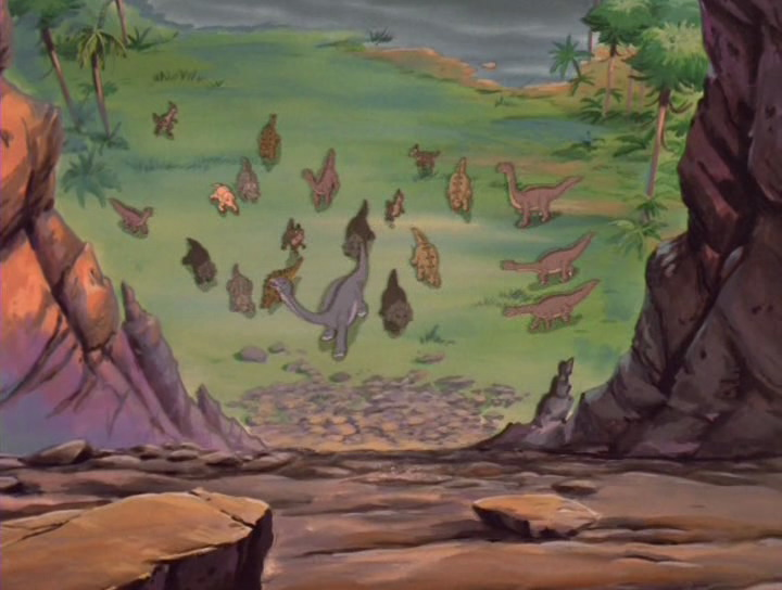 land before time the stone of cold fire screencaps