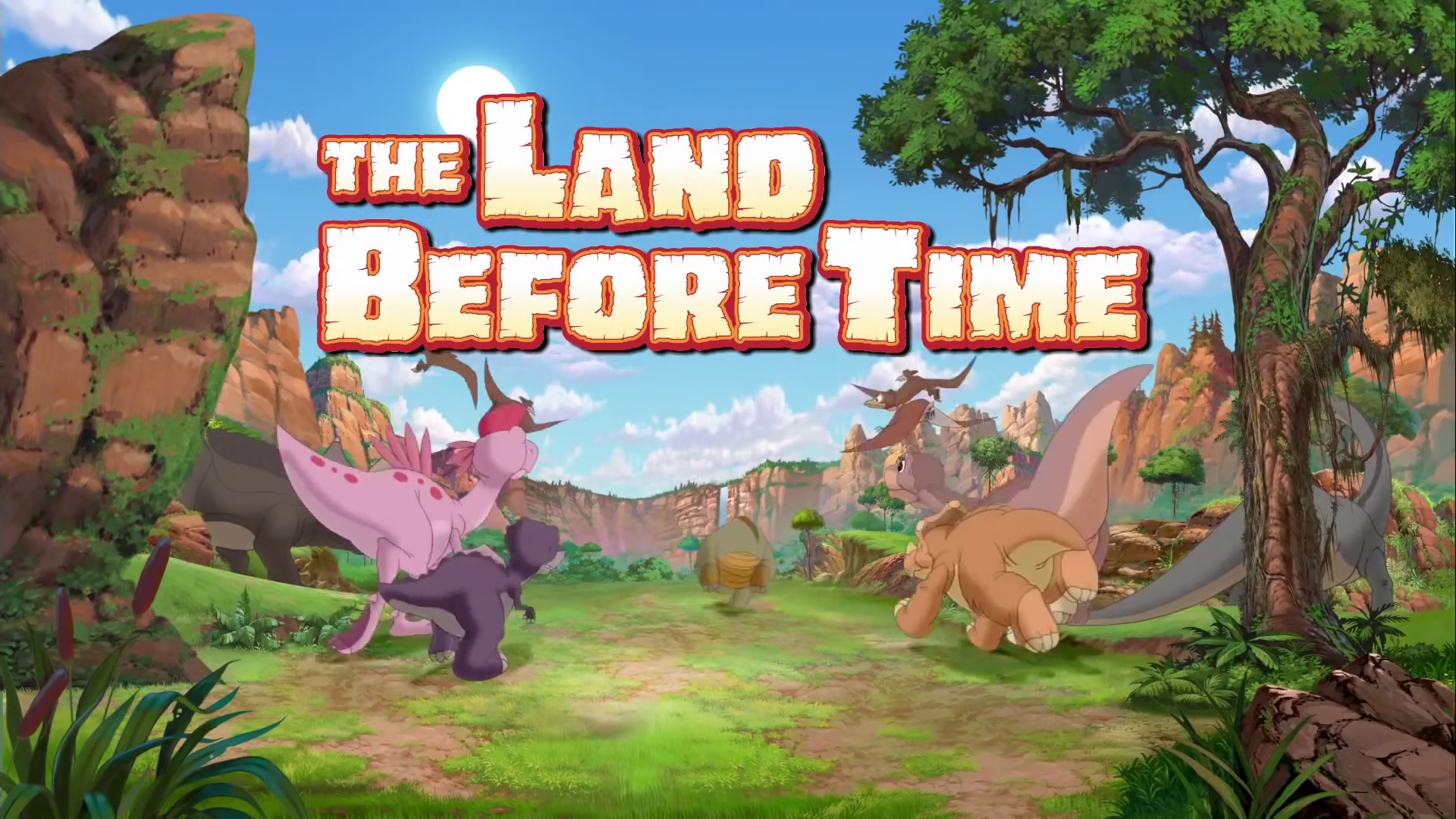 The Land Before Time Tv Series Land Before Time Wiki Fandom